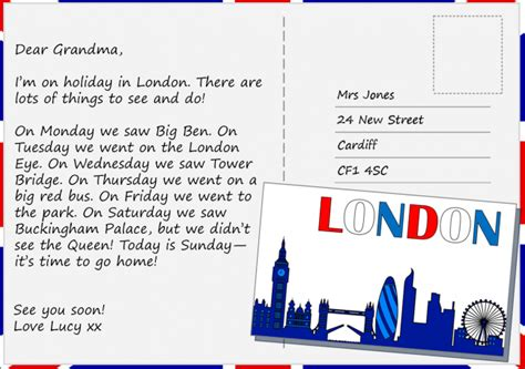 postcard from london learnenglish kids british council