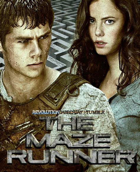 the maze runner movie poster fan made the maze runner the maze runner alternate fan made poster by