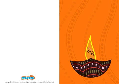 printable diwali gift cards diwali l diwali greeting cards for kids mocomi
