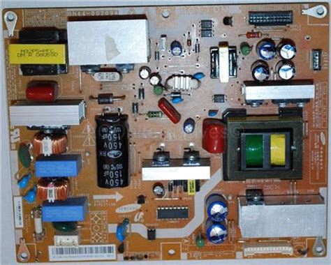samsung tv capacitor change samsung le32a451c1 lcd tv replacement capacitors board not included lcdalternatives