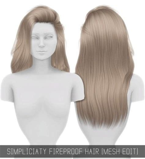 cc hair for sism4 177 best sims 4 cc adult teen female hair images on