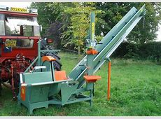 Ryetec saw bench with conveyor | Davies Implements Firewood Prices