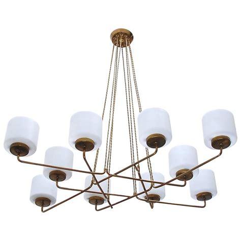 multi arm pendant light multi arm italian mid century chandelier at 1stdibs