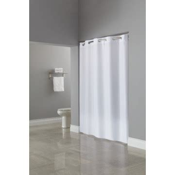 ada shower curtain hookless ada shower curtain white case of 12 hd supply