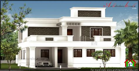 home design for 2400 sq ft 2400 square feet house design architecture kerala