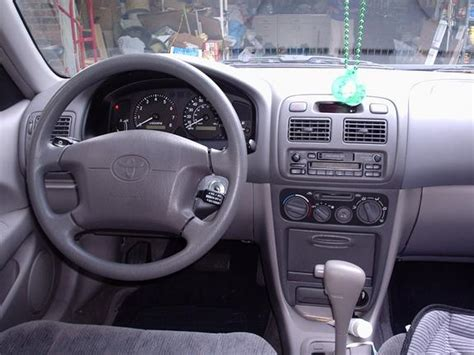 1998 Toyota Corolla Interior by Gallery For Gt 1998 Toyota Corolla Interior