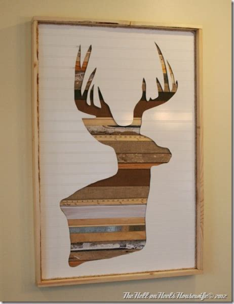 deer patterns and wood wall design on pinterest repurposed decor on pinterest 68 pins