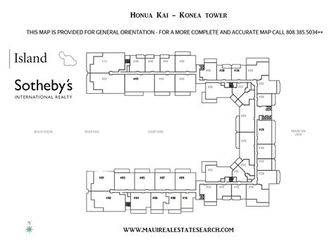 honua floor plans honua for sale 16 condos average 2 06m median 1 4m