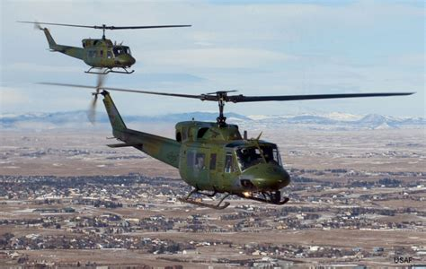 582nd helicopter activated at warren afb