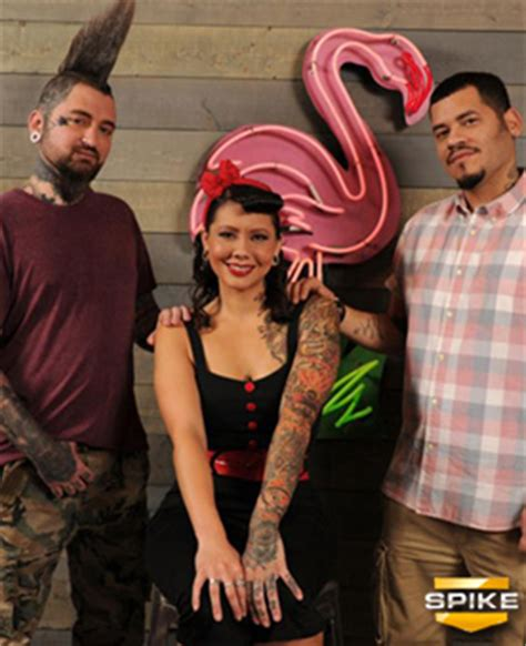 tattoo nightmares miami show nightmares miami spike tv 495 productions
