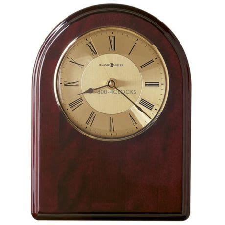 howard miller desk clock howard miller honor iii desk clock at 1 800 4clocks com