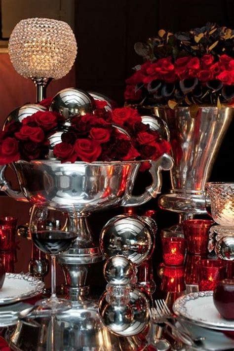 red decor 45 stunning halloween wedding centerpieces happywedd com
