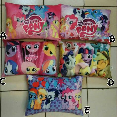 jual bantal my pony m my shops