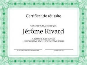 felicitation certificate template certificat de r 233 ussite vert office templates