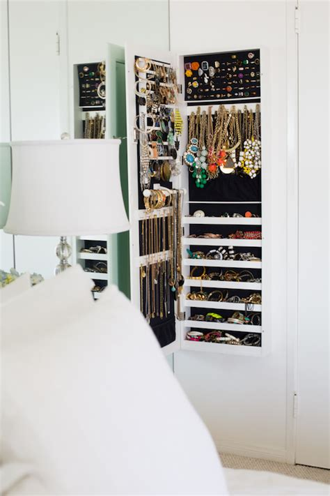 Jewelry Closet by Jewelry Cabinet Closet The Every