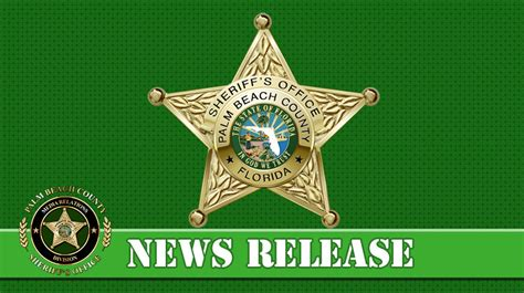 Pbso Inmate Records Pbso Deputy Is Ambushed And Assaulted Last Palm