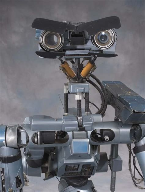 film robot short circuit short circuit s johnny five on auction block starting at