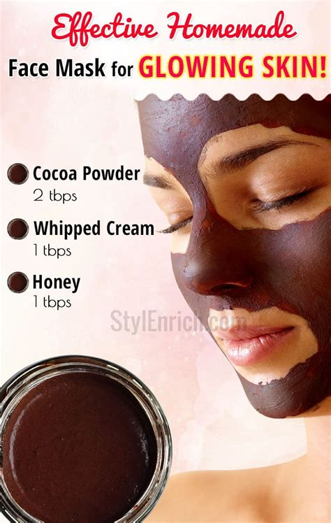 diy mask for glowing skin diy mask for glowing skin that you must try once