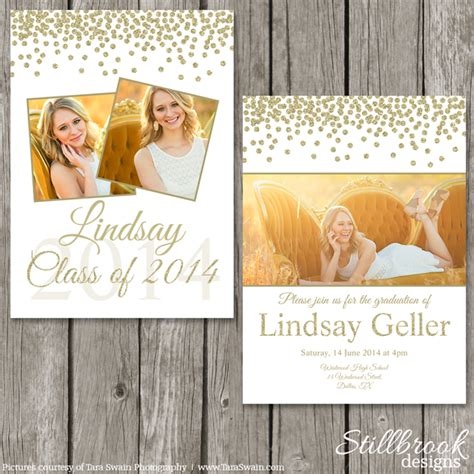Good Looking Graduation Announcement Templates Grad Announcement Template