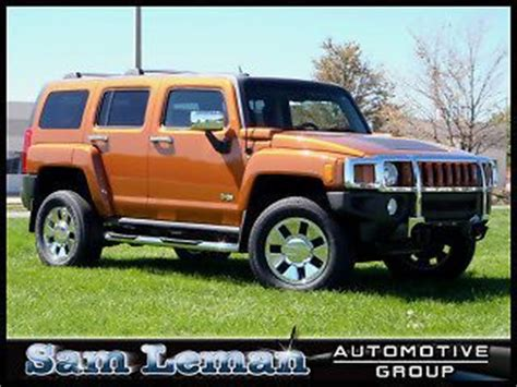 auto air conditioning service 2007 hummer h3 security system buy used 2007 hummer h3 4wd 4dr suv security system power windows traction control in