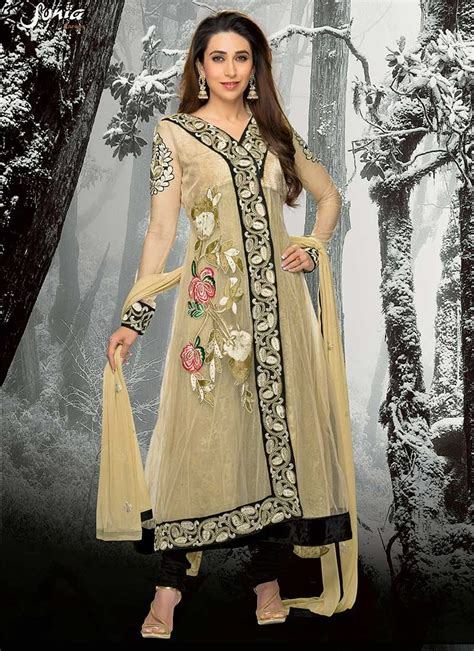 dress design in net latest and indian fashion anarkali 2015 outfits for girls