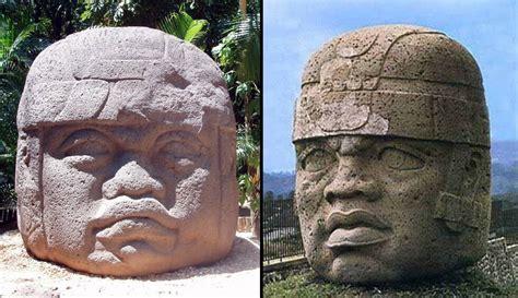 imagenes de esculturas olmecas elisa margarita sanchez gomez olmecas cabezas negras