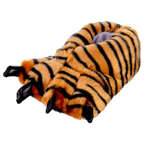 tiger slippers slippers tiger soft warm novelty childrens