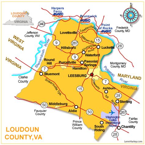 loudoun county va christmas tree resources