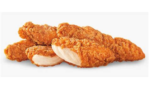 Spicy Chicken Non Msg No Msg Added every fast food chicken nugget ranked eat this not that