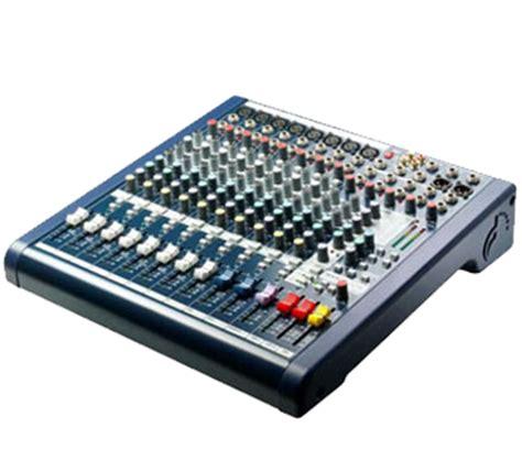Mixer Audio Soundcraft Efx84usb soundcraft efx 8 mixer pa mixers tonecontrol nl