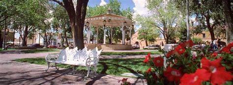 Pueblo Adobe Homes by Gazebo Rental City Of Albuquerque