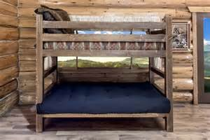 Bunk Bed With Mattress Included The Loft Bed With Futon The Solution For Space Starved Adults Loftbeddeals