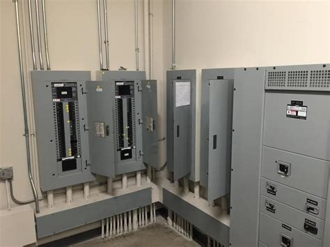 hiring a professional electrician for a commercial new