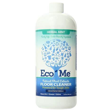 Eco Me Floor Cleaner by Eco Me Multi Surface Floor Cleaner Household Helpers