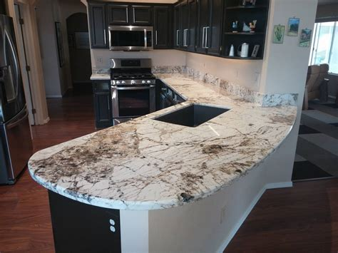 Alpine Countertops by Kitchens Gmt Stoneworks