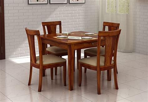 4 seater dining table set dining table four