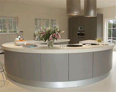 Round Kitchens Designs cozinhas americanas modernas dicas e fotos