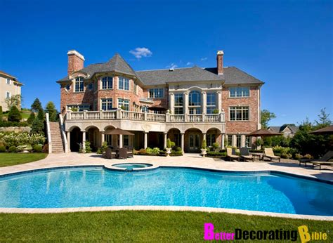 Large Mansions | big mansions look inside a couple s cresskill nj