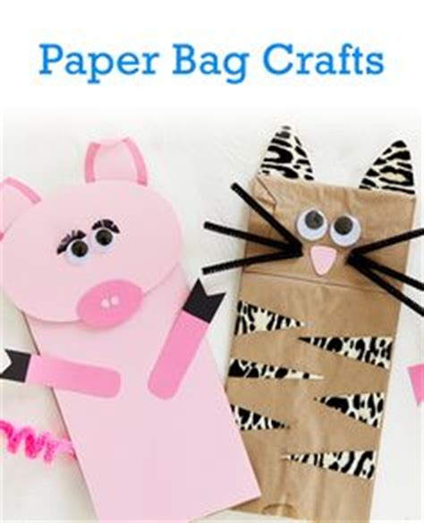 Brown Paper Bag Craft Ideas - 1000 images about summer crafts for on
