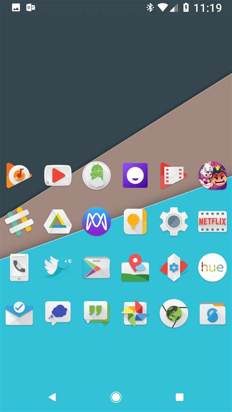 best android icon packs best icon packs for android android central
