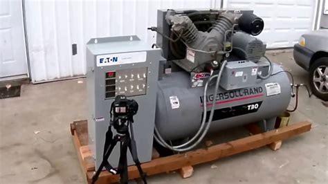 10 hp air compressor runs on single phase - 10 Hp Air Compressor Single Phase