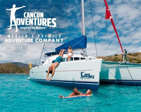 catamaran cancun adventures luxury sailing snorkeling by cancun adventures picture