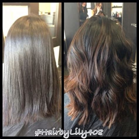 typical cost balayage highlights hair by lily 1334 photos 317 reviews makeup artists