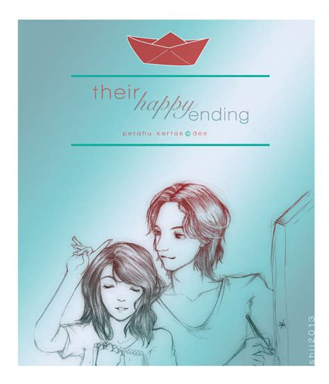 Novel Perahu Kertas By Books Shop perahu kertas their happy ending by sheeeee on deviantart