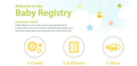 Baby Shower Registry Walmart by Walmart Targets New With Baby Registry