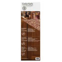 cedarsafe aromatic eastern cedar flake board closet