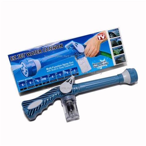 Ez Jet Water Cannon Malaysia ez jet water cannon pressure water jet gun 8 adjustable