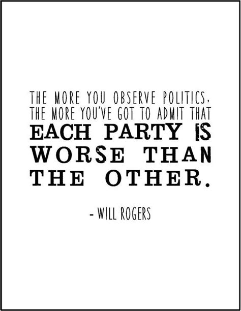 17 Best Political Quotes On Politics - 17 best images about quotes by will rogers on