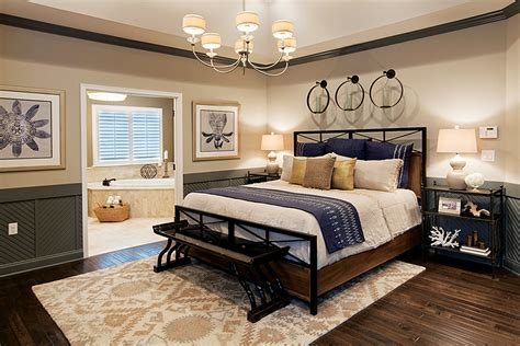 model home bedrooms featured community estates at cohasset massachusetts