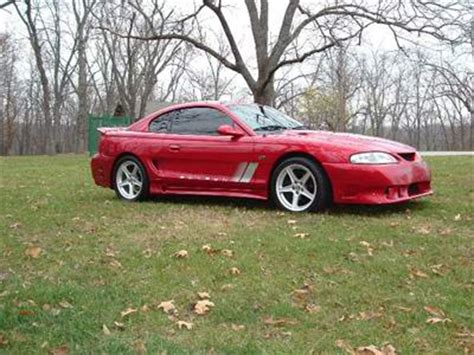 who owns saleen has any bought kits from mr bodykit